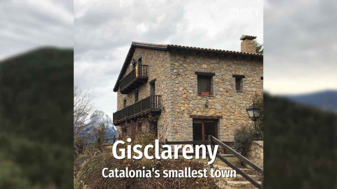 Gisclareny is Catalonia's smallest town (by ACN)